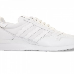 Adidas ZX 500 OG Triple White Suede